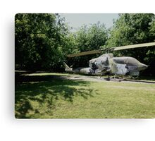 AH-1 Cobra Canvas Print
