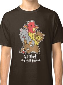 Fight for the throne Classic T-Shirt