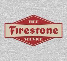 Firestone One Piece - Short Sleeve