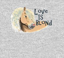 Love is Blond Hoodie