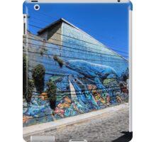 Street Art/Graffiti, Valparaiso iPad Case/Skin