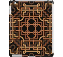 Celtic Knot - Earth Tones iPad Case/Skin