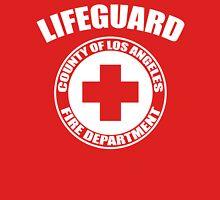 L.A. Co. Lifeguard - red Unisex T-Shirt