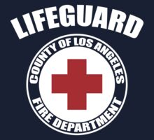 L.A. Co. Lifeguard - dark colors One Piece - Long Sleeve