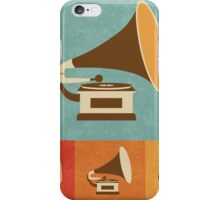 Gramophone iPhone Case/Skin