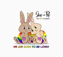 Skip & Pip (aka the Pride Bunnies) Pride 2015 Unisex T-Shirt