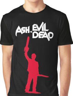 Old Man Ash II Graphic T-Shirt