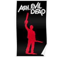 Old Man Ash II Poster