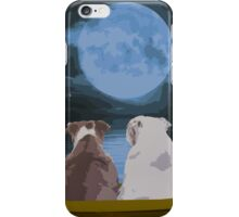 Moon River iPhone Case/Skin