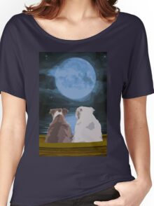 Moon River Women's Relaxed Fit T-Shirt