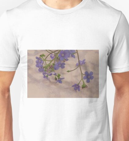 Tiny Blue Unisex T-Shirt
