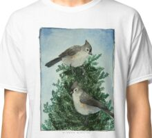Tufted Titmice Classic T-Shirt