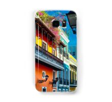 Colors of Old San Juan I Samsung Galaxy Case/Skin
