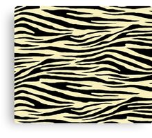 0047 Blond Tiger Canvas Print