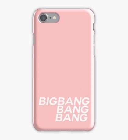 Big Bang Bang Bang iPhone Case/Skin