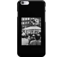 Toronto street scene  iPhone Case/Skin