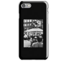 Toronto street scene  iPhone Case/Skin