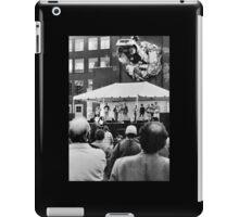 Toronto street scene  iPad Case/Skin