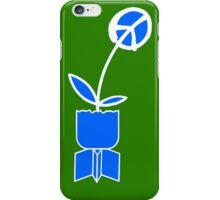 Peace, Not Plutonium iPhone Case/Skin