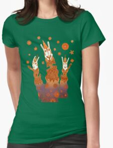 Psychedelic Rabbit Wizards  T-Shirt