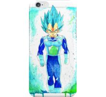Watercolor SSGod iPhone Case/Skin