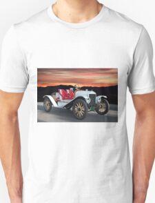 1924 Ford Model T Speedster 'Pass Side' Unisex T-Shirt