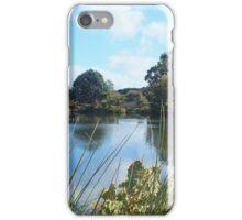 Botanic Gardens Auckland New Zealand iPhone Case/Skin