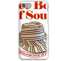 Caddyshack- Free bowl of soup with Hat iPhone Case/Skin