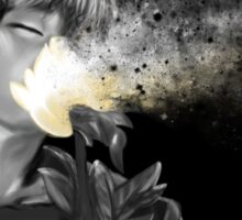 BTS V - Flower 2 (Flower Dust) Sticker