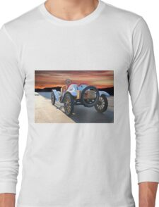 1924 Ford Model T Speedster 'Rear View' Long Sleeve T-Shirt