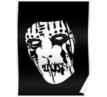 Joey Jordison's Mask Poster