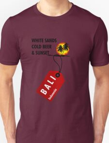 Bali Sunset Beach T-Shirt