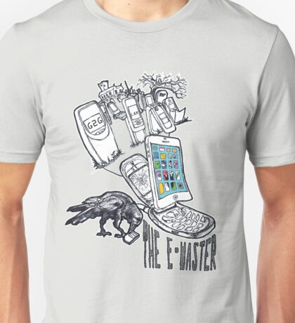 The E-Waster Unisex T-Shirt