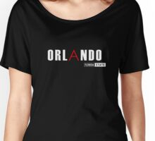 Orlando FL Women's Relaxed Fit T-Shirt