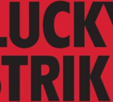 "Lucky Strike - ""It's Toasted"" Sticker"