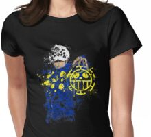 TRA-GUY ROAM Womens Fitted T-Shirt