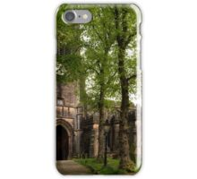 St Mary church2 iPhone Case/Skin