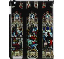 St Mary church-stained glass1  iPad Case/Skin