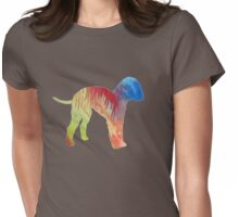 Lamb Womens Fitted T-Shirt