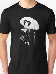 Misaki Nakahara - Welcome to the NHK Unisex T-Shirt