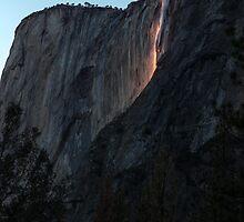 Horsetail Falls by James Webb