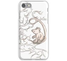 Scribbles In Brambles Doodle iPhone Case/Skin