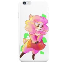 Animal Crossing Reese  iPhone Case/Skin