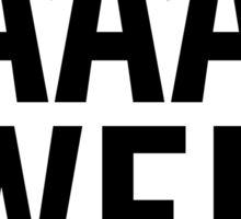Yas Kween. Sticker