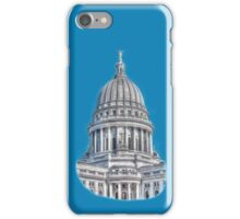 Wisconsin State Capitol Building iPhone Case/Skin