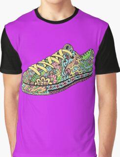 Cute Shoe Graphic T-Shirt