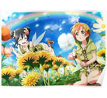 Love Live! School Idol Project - Land of the Fairies Poster