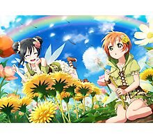 Love Live! School Idol Project - Land of the Fairies Photographic Print