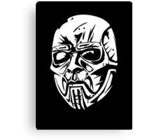 Sid Wilson's Mask Canvas Print