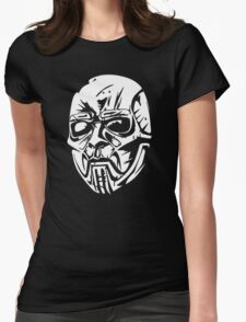 Sid Wilson's Mask Womens Fitted T-Shirt